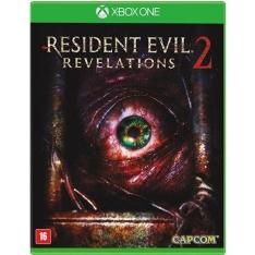 [Americanas] Game - Resident Evil Revelations 2 - Xbox One por R$ 40
