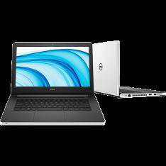 [SUBMARINO] Notebook Dell Inspiron i14-5458-d40 14'' i5 8Gb 1Tb 2GB de vídeo dedicado (nvidia 920m) - 1x cartão - R$ 2376,00