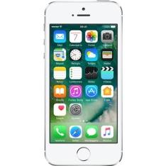 "[Submarino] iPhone 5S 16GB Prata Tela 4"" IOS 8 4G Câmera de 8MP Apple - R$ 1.376,23"