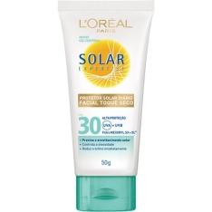 [Sou Barato] Protetor Facial Solar Expertise Toque Seco FPS 30 - L'Oréal Paris por R$20