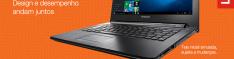 [EXTRA] Notebook Lenovo G40-80 - R$1709,10