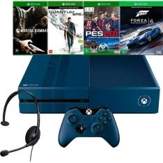 [SUBMARINO]Xbox One 1TB Edição Limitada + 4 Jogos - Cartão Submarino