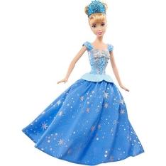 [AMERICANAS] Princesas Disney Cinderela Baile Encantado - Mattel - R$30