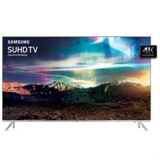 """[EFACIL] Smart TV 55"""" SUHD 4K UN55KS7000GXZD WiFi, 3 USB, 4 HDMI HDR Pontos Quânticos - Samsung POR R$ 6514"""