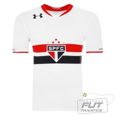 [ FUT FANATICS ] - Camisa do São Paulo - Apenas R$ 91,91