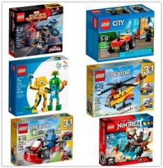 [Submarino] Brinquedos de Legos a partir de r$ 15