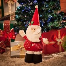 [Americanas] Boneco Papai Noel Mãos com Movimento - Orb Christmas por R$ 25