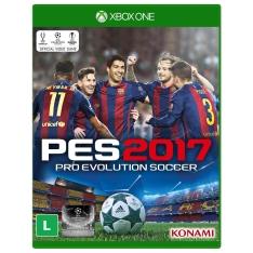 [Extra] Jogo Pro Evolution Soccer 2017 - Xbox One por R$ 133