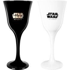[Sou Barato] Conjunto com 2 Taças Star Wars - R$ 40