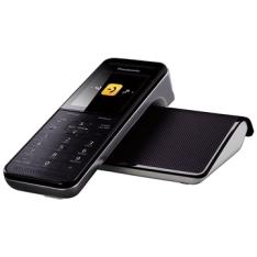 [EFACIL] Telefone sem Fio KX-PRW110LBW com Repetidor de sinal WiFi Aplicativo Smartphone Connect - Panasonic POR R$ 418