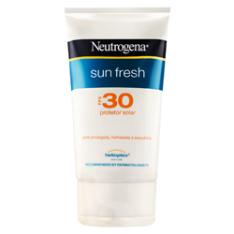 [Netfarma] Protetor Solar Neutrogena Sun Fresh FPS 30 Loção por R$19,90