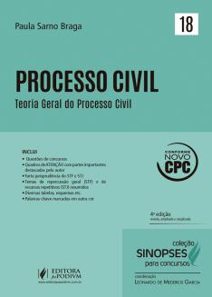 [Editora Juspodivm] - Processo Civil - R$45
