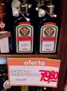 [SONDA Supermercado/São Bernardo Do Campo] Bebida Jargeimaster 700mL - R$80