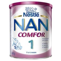 [EFACIL] Leite em Pó Nan 1 Comfort 400g Nestlé - Leite Em Pó POR R$27