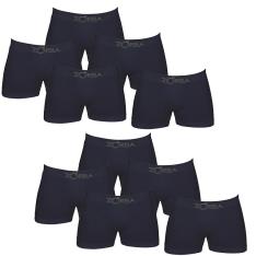 [Walmart] Kit com 10 Cuecas Boxer ZORBA - P ao GG por R$ 100