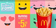 [McDonald's] - McFritas Grande - R$ 5,50