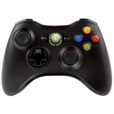[Ricardo Eletro] Controle Xbox 360 sem fio Microsoft - R$140