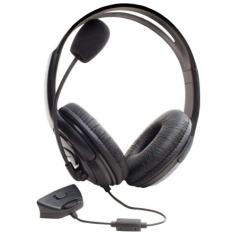 [Kangoolu] Headset Black para Xbox 360 (X360) - DAZZ - R$25