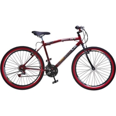 [Americanas] Bicicleta CB 500 Masculina Aro 26 - R$392,39