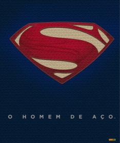[Saraiva] Livro O Homem de Aço – Desvendando o lendário mundo do Superman - R$30