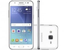 [Clube da Lu]Smartphone Samsung Galaxy J5 Duos 16GB Branco - Dual Chip por R$ 686