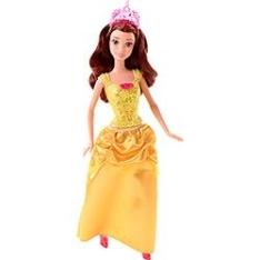 [Americanas] Bonecas Princesas Disney Mattel (Cinderela, Bela e Ariel) - R$40