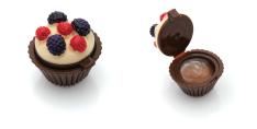 [Imaginarium] Gloss Labial Cupcake - R$ 15