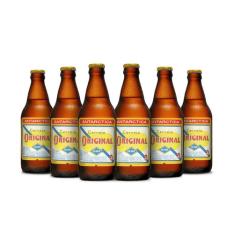 [Empório da Cerveja] 30 unidades Cerveja Original 300ml por R$55