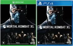 Mortal Kombat XL (jogo + DLCs) para Xbox One / PS4 por R$117