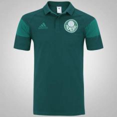 [Centauro] Camisa Polo do Palmeiras adidas Core - Masculina - R$100