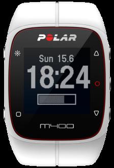 [Saraiva]Monitor de Frequência Cardíaca Com GPS Polar M400 Whi Hr Branco por R$ 949