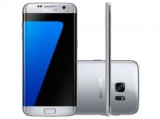 "[MAGAZINELUIZA] Smartphone Samsung Galaxy S7 Edge 32GB 4G - Câm. 12MP + Selfie 5MP Tela 5.5"" Quad HD Octa Core + Samsung Gear VR (BOLETO)"