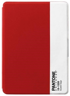 [SARAIVA] Capa Pantone Case Scenario Scarlet Sage Apa-Ipab-Red Vermelha Para iPad Air