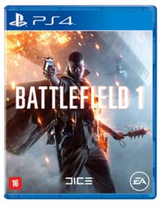 [Submarino]Battlefield 1 - PlayStation 4(Cupom)