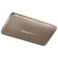 [Ricardo Eletro] Caixa de som bluetooth Esquire Mini 8W - Harman/Kardon - Dourada - R$375
