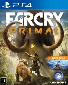 [Saraiva] FarCry Primal PS4-(frete grátis)-R$99,90
