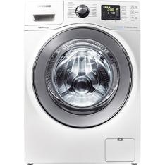 [eFácil] Lavadora e Secadora de Roupas 10,1Kg Seine WD106UHSAWQ EcoBubble Motor Digital Inverter Branca 110V - Samsung