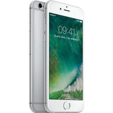 [Submarino] iPhone 6s 128GB Prata Desbloqueado iOS9 3G/4G Câmera 12MP - R$2753