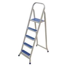 [Extra] Escada Metalmix Artmix c/ 5 degraus por R$69