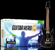 [Saraiva] Guitar Hero Live Bundle - Xbox 360 - R$143,91