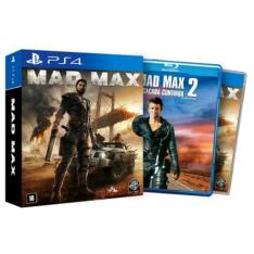 [Fnac] MAD MAX PS4 Edicao limitada - R$100