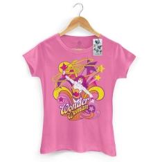 [SHOPTIME] Camiseta Mulher Maravilha R$39,90