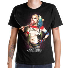 [NETSHOES] Camiseta Harley Quinn Masculina R$69,90