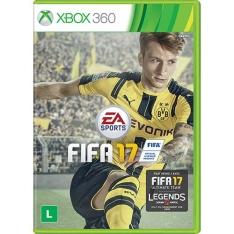 [Kabum] Fifa 17 - Xbox 360 - R$170