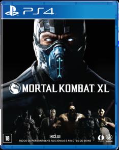 [Saraiva] Mortal Kombat XL - R$ 89,91