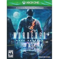[Americanas] Jogo Murdered Soul Suspect - Xbox One - R$50