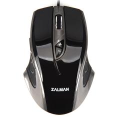 [KABUM] Mouse Gamer Zalman Com Fio Laser 6000dpi USB ZM-GM1 - R$79