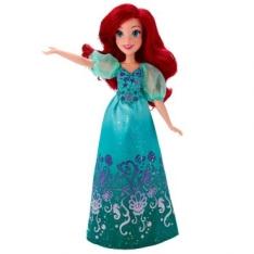 [RICARDO ELETRO] Boneca Princesas Disney Clássica Ariel Hasbro - R$54
