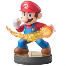 [RICARDO ELETRO] Personagem Amiibo Mario compatível com Wii U, 3DS e N3DS - Nintendo - R$38