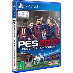 [Shoptime] Game - Pro Evolution Soccer 2017 - PS4 por R$ 135